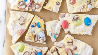 Crispy Easter Bark