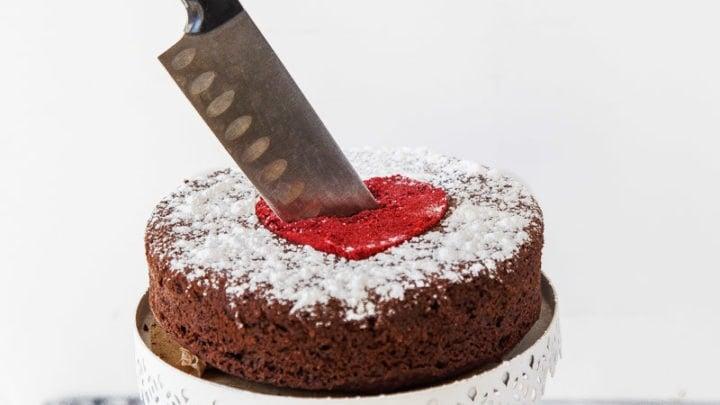 Love Sucks: Break-Up Cake