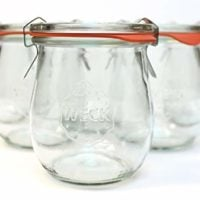 Weck Jelly Jar, SET of 6