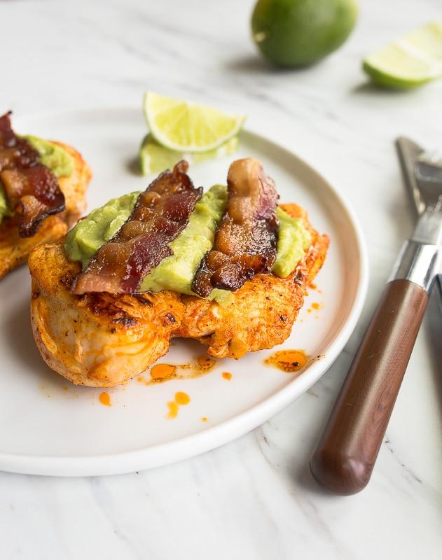 chicken-bacon-recipe-guacamole