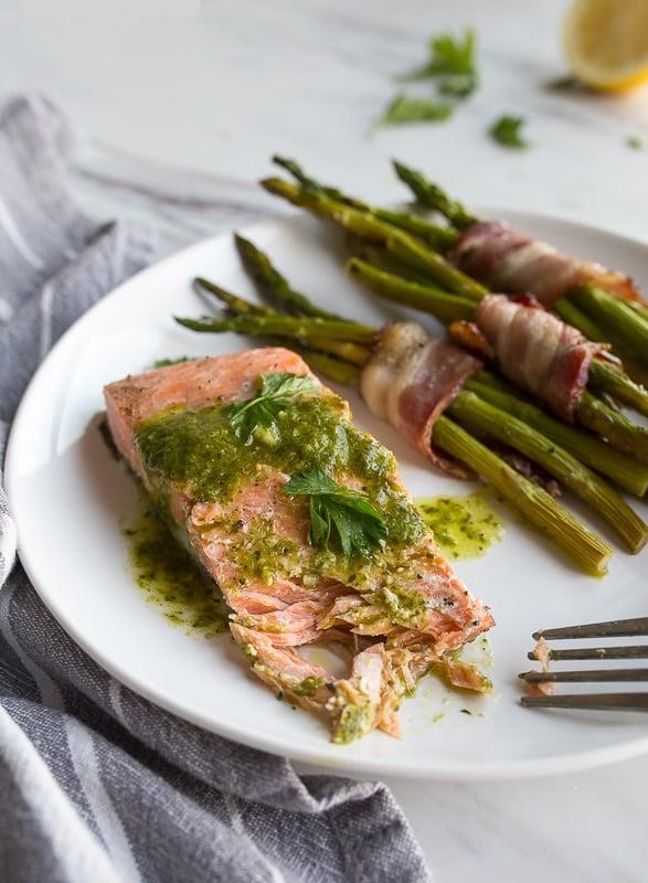 salmon-sauce
