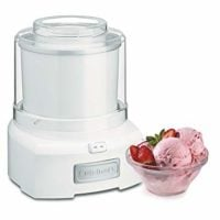 Ice Cream Maker (with freezer bowl)