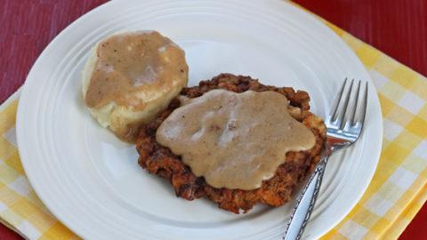 Dinner For Two: Chicken Fried Steak