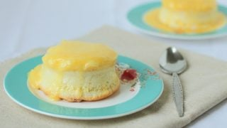 Creamsicle Pudding Cakes