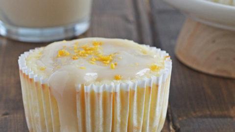 Mini New York Cheesecakes