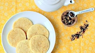 Tea Cakes (for a good cause)