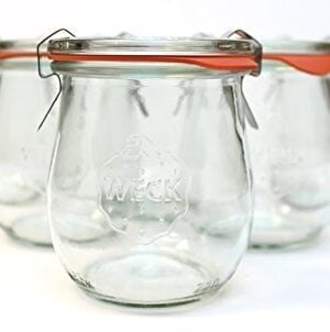 Glass-Jelly-Jars