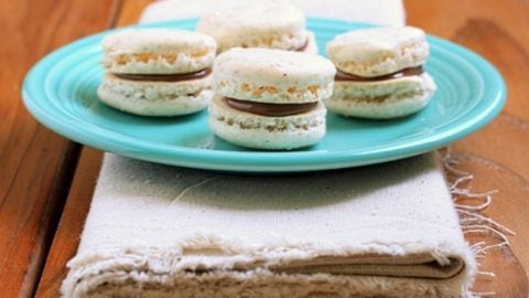French Macarons (with Nutella)