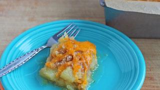 Pineapple Breakfast Casserole