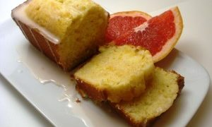 Ruby Red Pound Cake