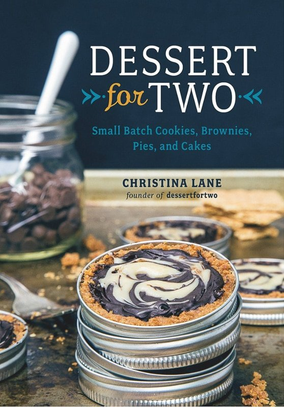 Book cover of Dessert for Two