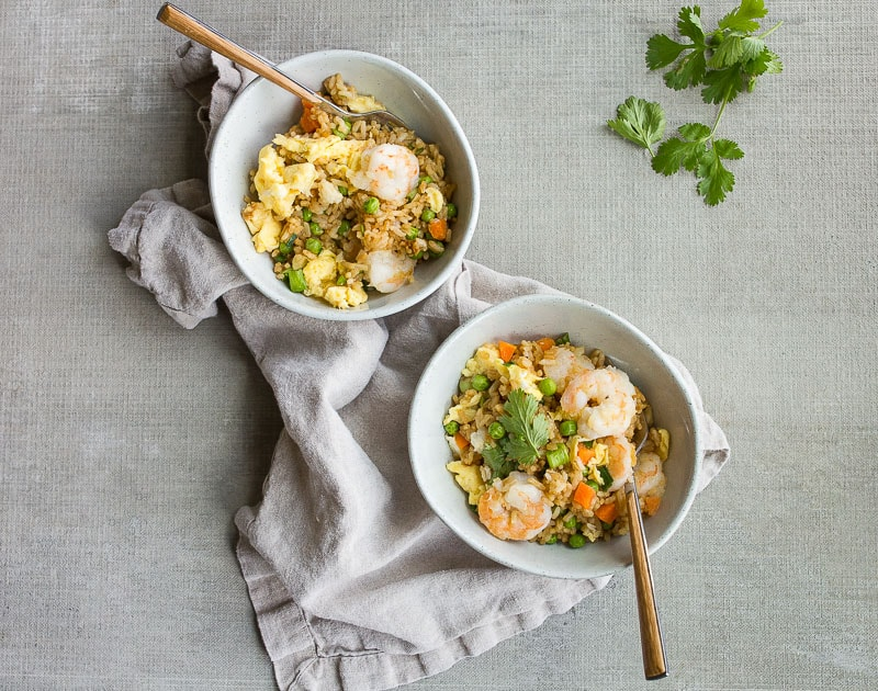 Shrimp Fried Rice How to make