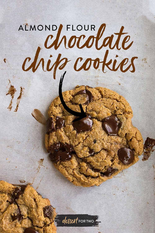almond flour chocolate chip cookies recipe