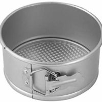 Springform Pan with Detachable Bottom, 6-Inch,