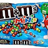 MM's Minis Milk Chocolate Candy, 10.8 oz