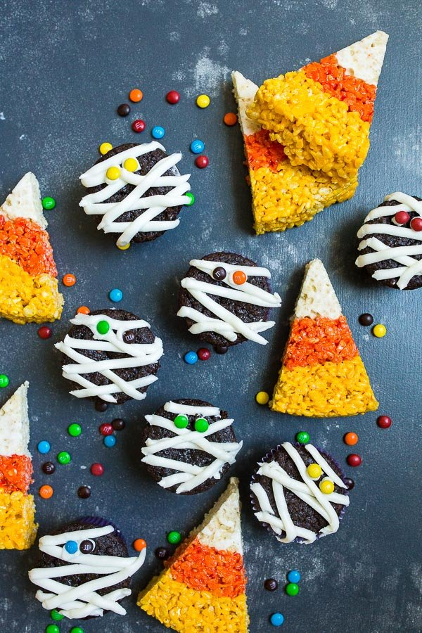 halloween desserts for kids