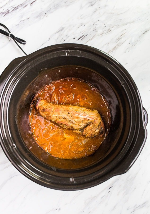 crock pot pork recipe