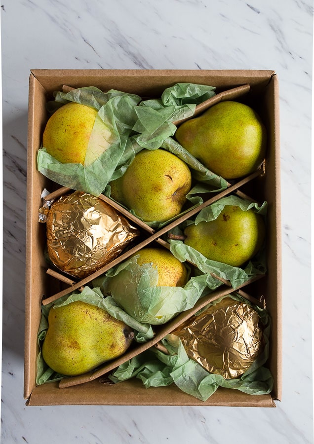 pear recipes using fresh pears
