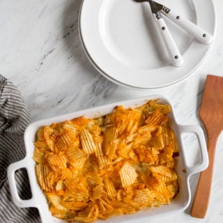 funeral potatoes recipe for two