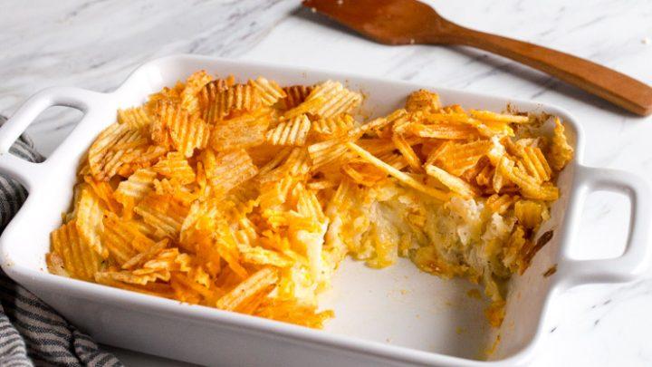 Funeral Potatoes Recipe