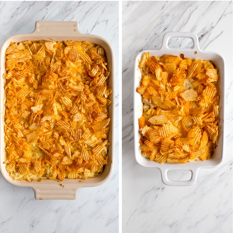 casseroles for two