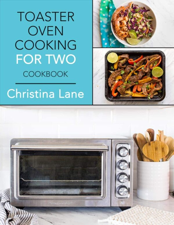 toaster oven cookbook