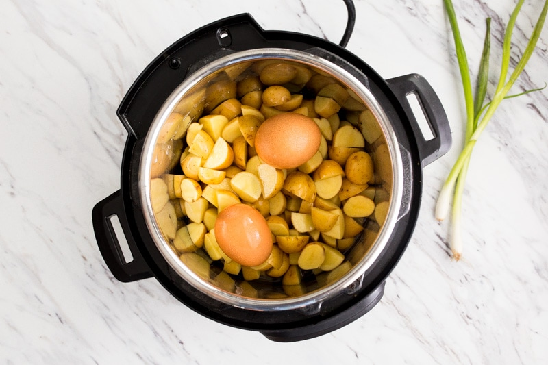 instant pot potatoes
