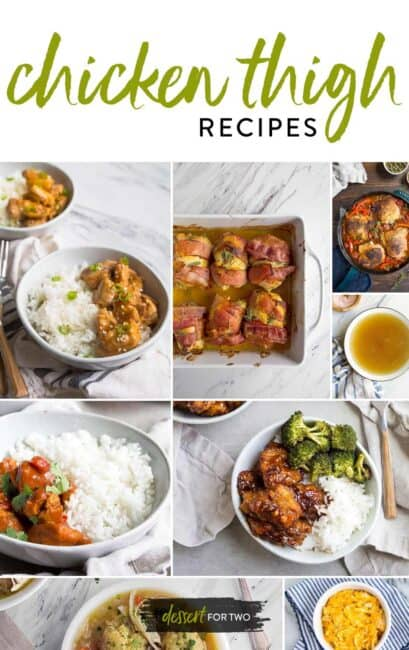 best chicken thigh recipes