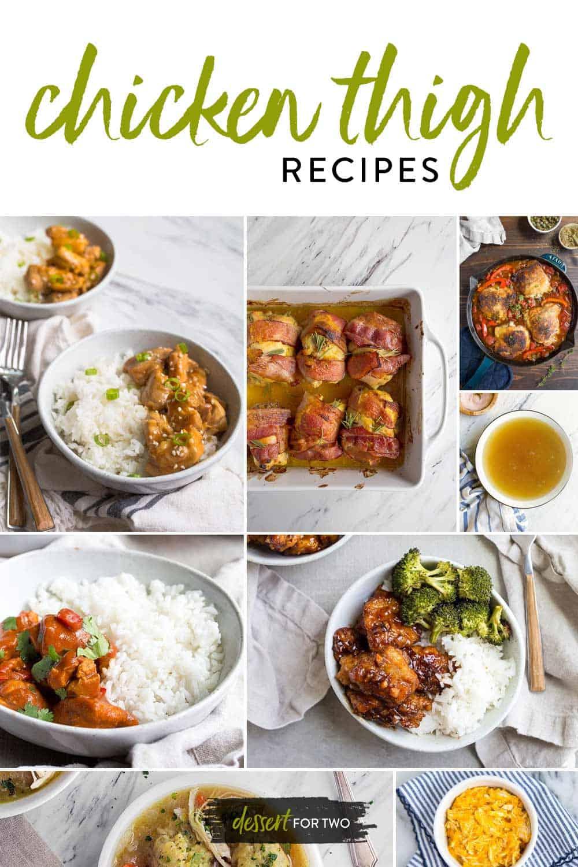 best chicken thigh recipes