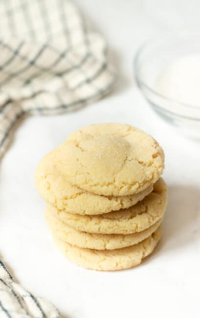 sugar cookies no eggs